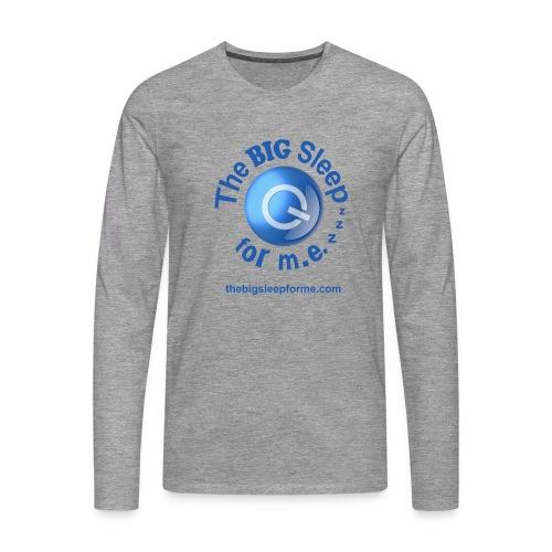 Mens' Logo Premium Longsleeve T - Men's Premium Longsleeve Shirt