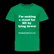 Shirts ~ Kids' Premium T-Shirt ~ Kids' Slogan W T-Shirt