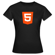Tee shirts ~ Tee shirt Femme ~ HTML5 classic pour filles