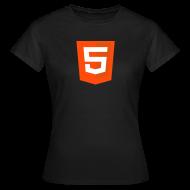 Tee shirts ~ Tee shirt Femme ~ HTML5 classic pour filles