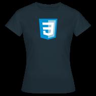 Tee shirts ~ Tee shirt Femme ~ CSS3 class !