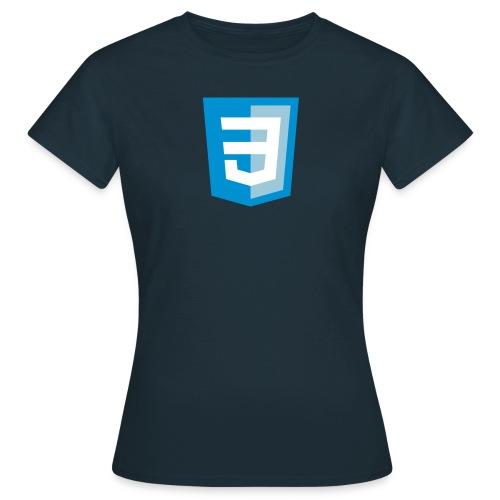 CSS3 class ! - T-shirt Femme