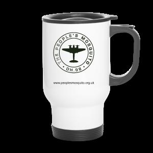 Mission Patch Leftie Travel Mug - Travel Mug