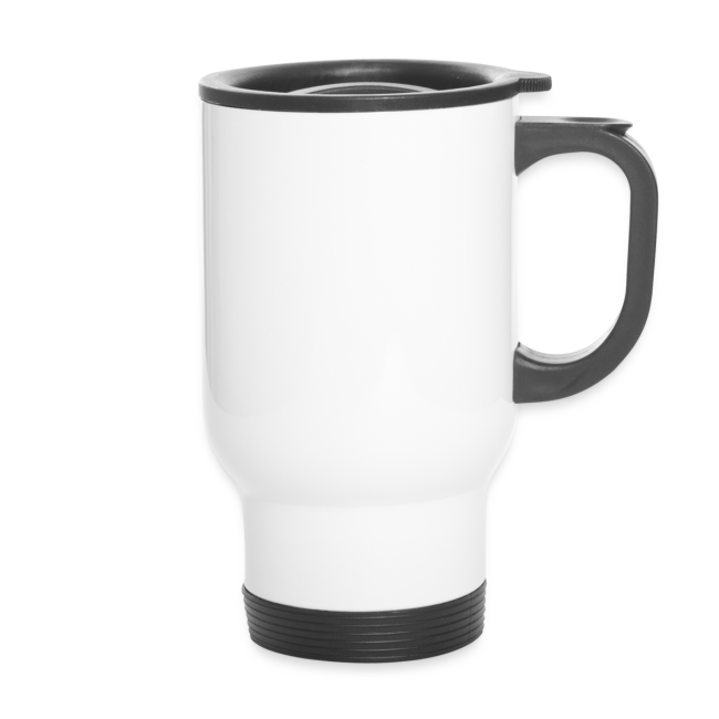 Mission Patch Travel Mug