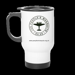 Mission Patch Travel Mug - Travel Mug