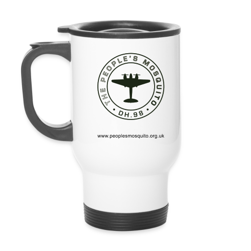 Mission Patch Travel Mug - Travel Mug