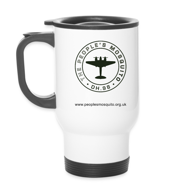 Mission Patch Travel Mug