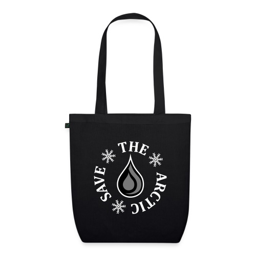 No Arctic Oil - EarthPositive Tote Bag
