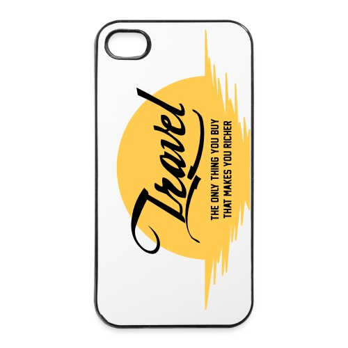 Travel  - iPhone 4/4s Hard Case