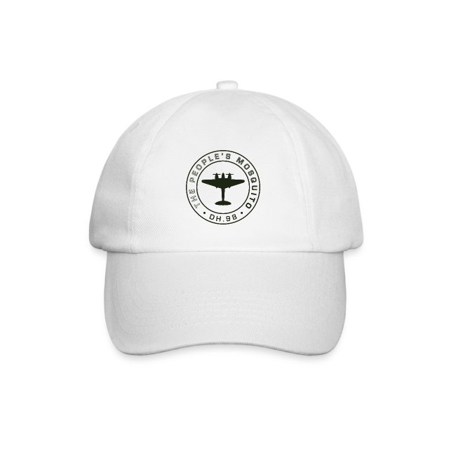 Mission Patch Baseball Cap