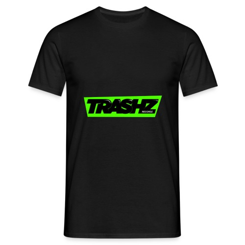 Trashz Recordz Man 2013 - Men's T-Shirt