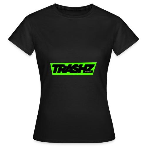 Trashz Recordz Woman 2013 - Women's T-Shirt