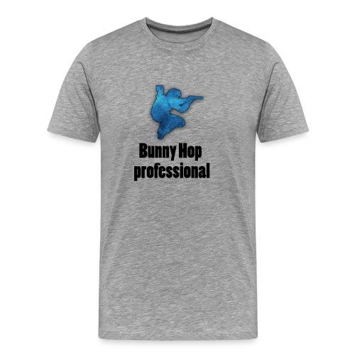 bunnyhop professional tshirt - Men's Premium T-Shirt