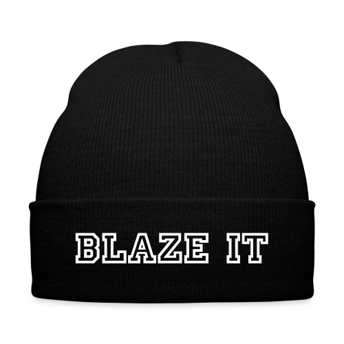 Blaze it winter cap - Winter Hat
