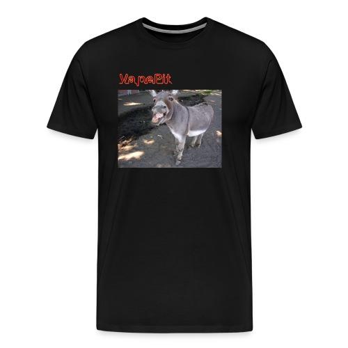 VapePit Donkey - Men's Premium T-Shirt