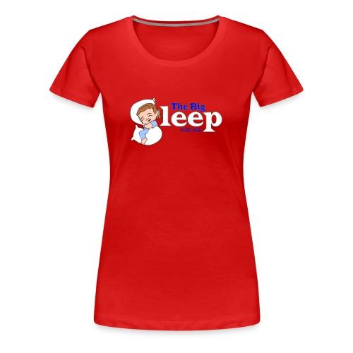 Women's TBS W Premium T shirt - Women's Premium T-Shirt