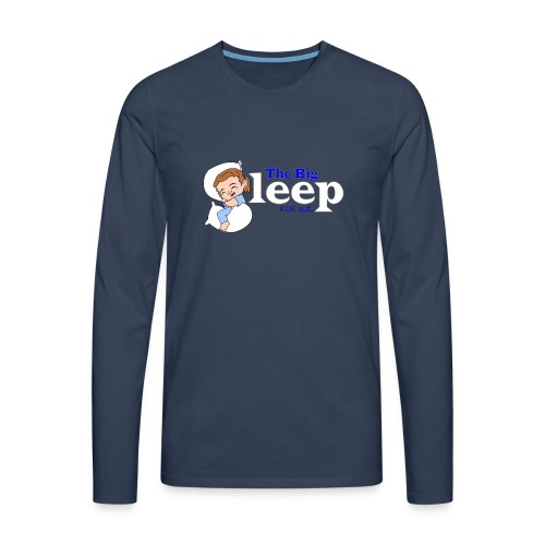Men's TBS W Premium Longsleeve T shirt - Men's Premium Longsleeve Shirt