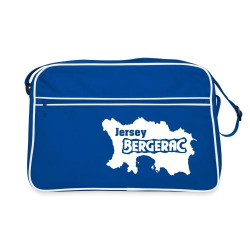 Retro-Tasche: Jersey BERGERAC - Retro Tasche