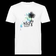 T-Shirts ~ Männer Bio-T-Shirt ~ Organic Herren Shirt