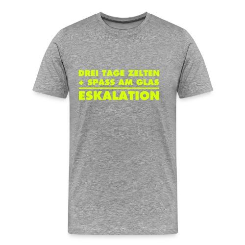 EIERBACKEN Gewinner Shirt - Männer Premium T-Shirt