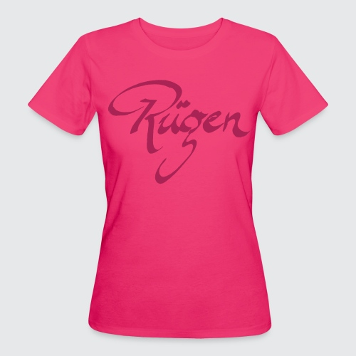 rügen - Frauen Bio-T-Shirt