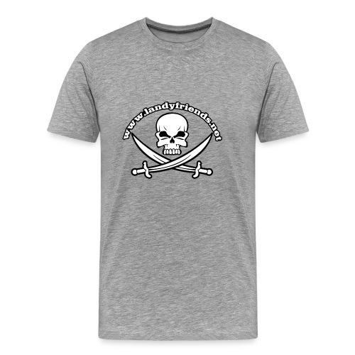 Skull S-5XL - Männer Premium T-Shirt