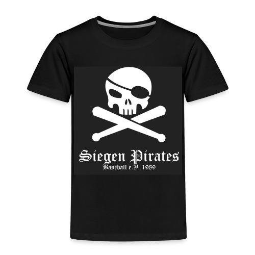 Shirt Kids Logo - Kinder Premium T-Shirt