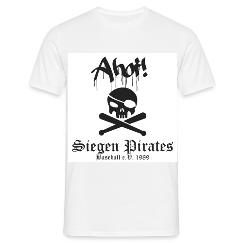 Shirt Men AHOI ! - Männer T-Shirt
