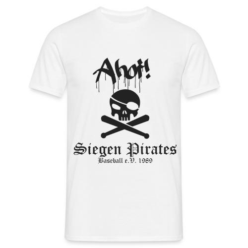 Shirt Men AHOI ! - Männer T-Shirt