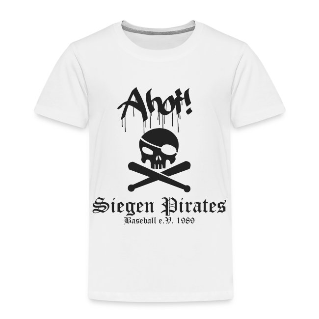 "Shirt Kids  ""Ahoi !"""