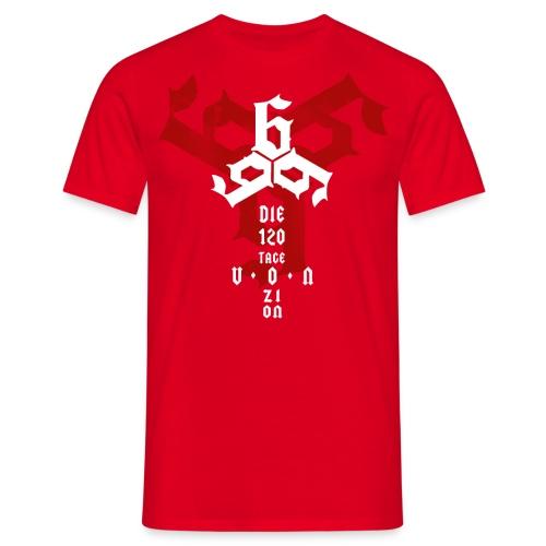 Zion Shirt Rot - Männer T-Shirt