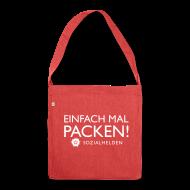 Taschen & Rucksäcke ~ Schultertasche aus Recycling-Material ~ Recycling-Tasche