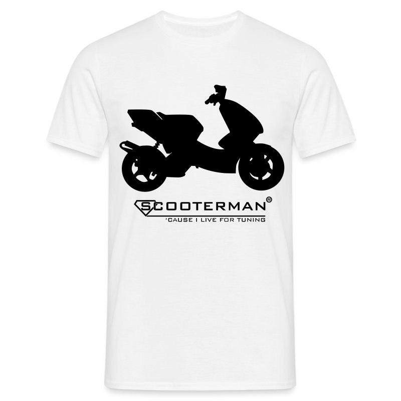 Scooter Tuning | You are Scooterman - Männer T-Shirt