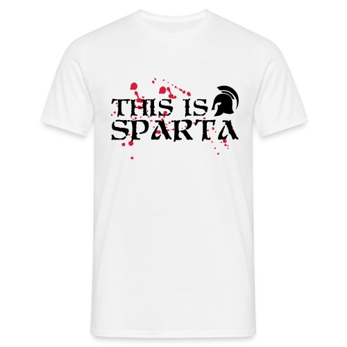 This is SPARTA - T-shirt Homme