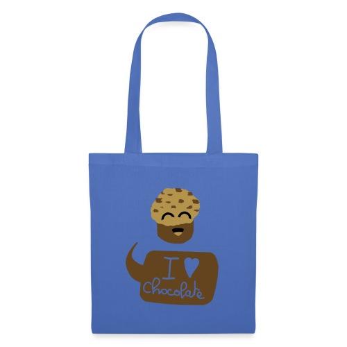 I love chocolate - Tote Bag