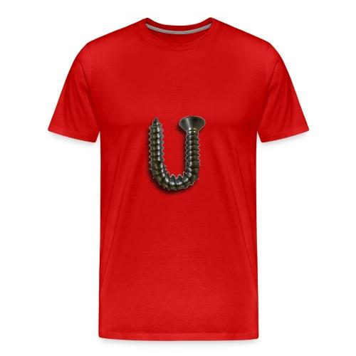 Screw U - Mannen Premium T-shirt