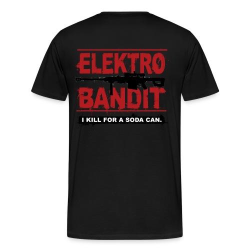 Pro Gamer - Electro Bandit - Herre premium T-shirt