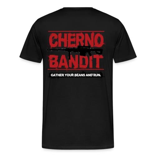 Pro Gamer - Cherno Bandit - Herre premium T-shirt