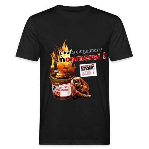 HDP NON ! TeeBioHomme - T-shirt bio Homme
