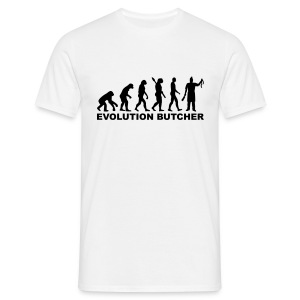 Evolution Butcher T-Shirts - Männer T-Shirt