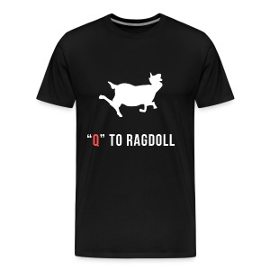 Ragdoll - Men's Premium T-Shirt