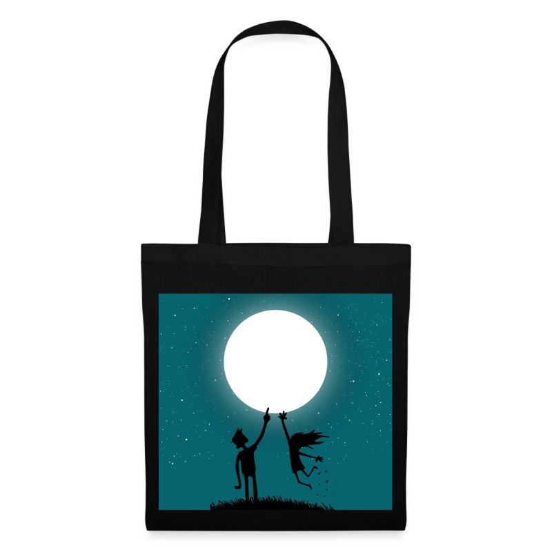 Sac Touche la lune - Tote Bag