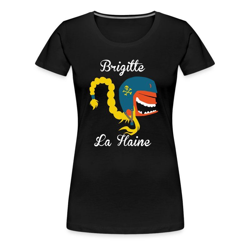 T-shirt Brigitte La Haine - T-shirt Premium Femme