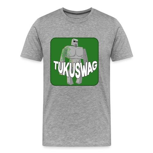 Tuku Swag T-Shirt (M) - Mannen Premium T-shirt