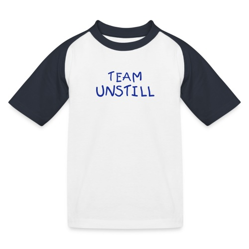 Team UNSTILL Baseball T-shirt - Kids' Baseball T-Shirt