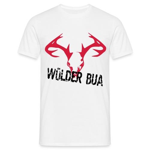 wülder bua - Männer T-Shirt