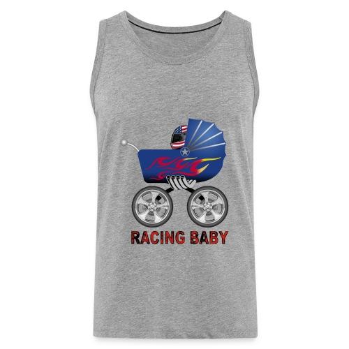 Camiseta Racing Baby - Tank top premium hombre