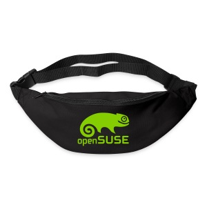 Belt Bag Green Logo - Bum bag