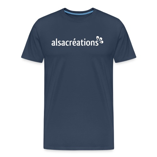 Tshirt Alsacreations simple - T-shirt Premium Homme
