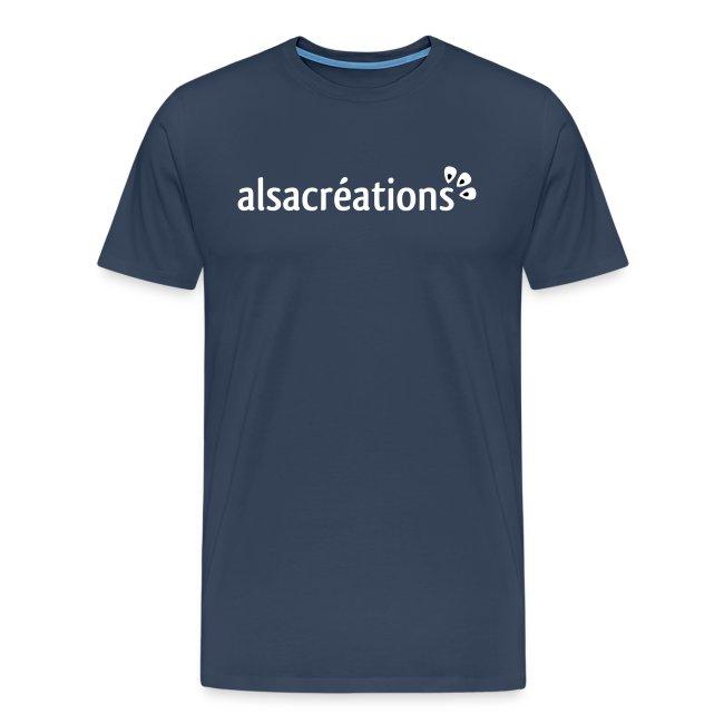 Tshirt Alsacreations simple